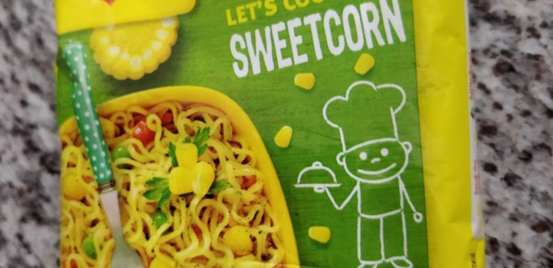 A new Maggi flavor is always a cause for minor excitement