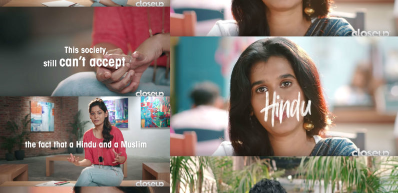 9 observations on Closeup's new, bold #FreeToLove campaign