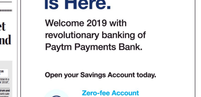 Paytm Bank claims of being India's 'most sincere bank', already!