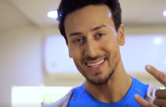 Tiger Shroff and Pepsi is an awkward combination!