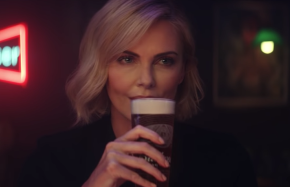Beer advertising evolves – from outright sexist to Charlize Theron!