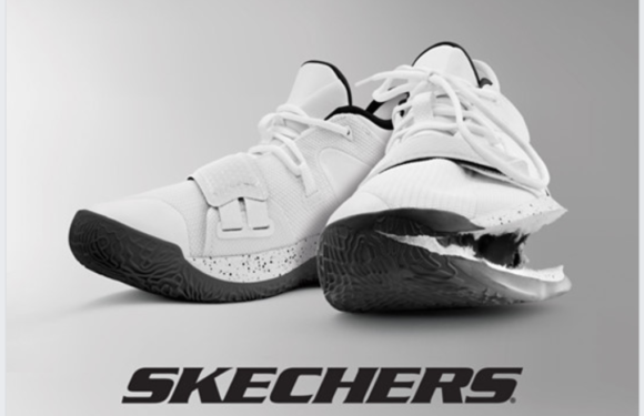 You reap what you sow, Skechers.