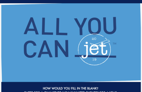 jetBlue contest is nuts