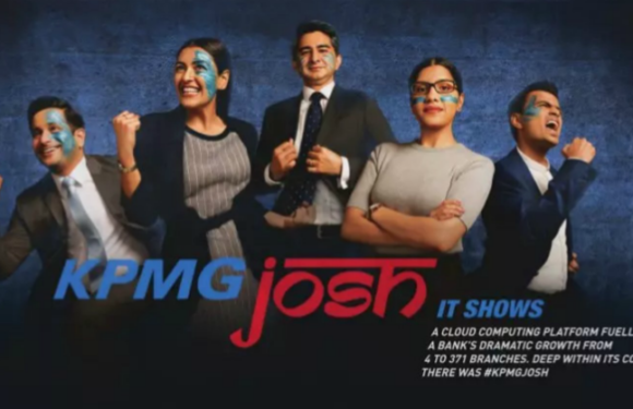 How's the josh, KPMG?