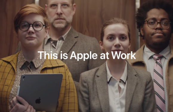 Apple at work, the round pizza box and a missed opportunity