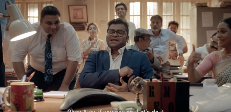 When Bajaj Allianz's latest ad. went missing, courtesy Kia Motors