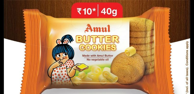 Amul Vs. all of India's 'butter cookies'