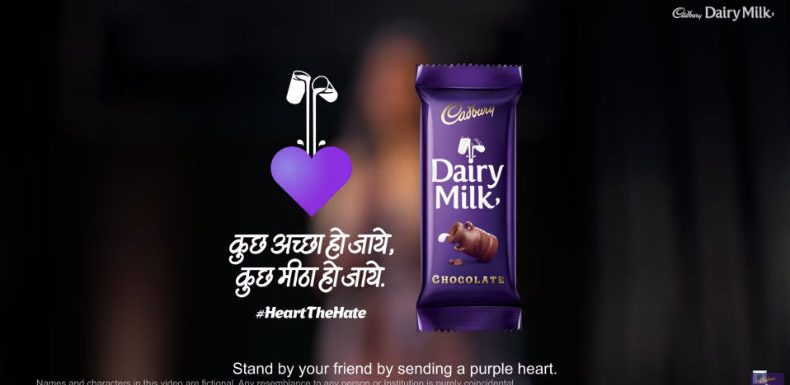 BTS Purple Heart vs. Cadbury Dairy Milk Purple Heart!