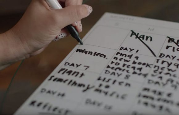A 21-day 'feel whole challenge' that deserves to go viral