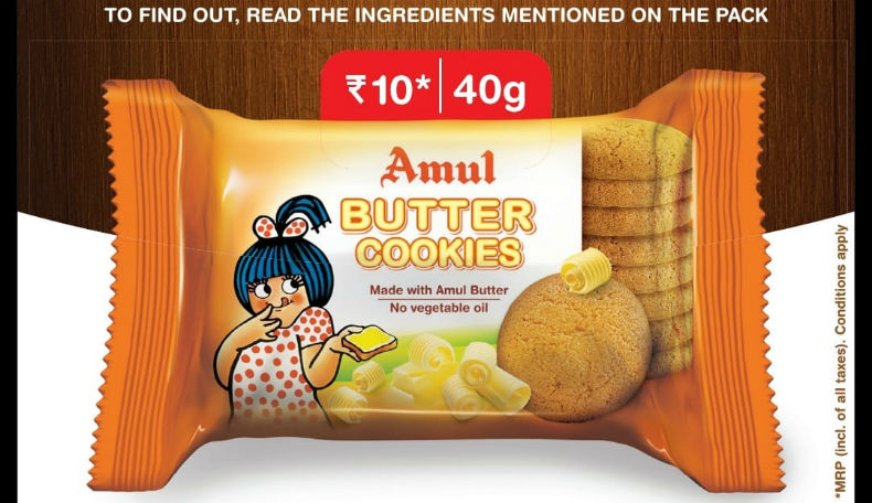 Amul Vs. all of India's 'butter cookies' – a consumer's perspective