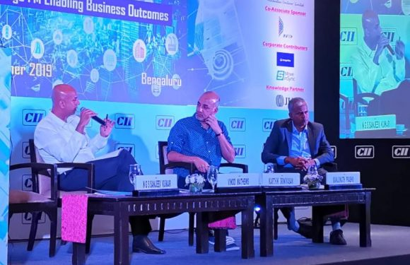 My brief tryst with facilities management, thanks to a CII event