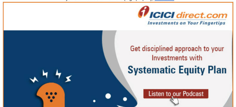 Would you listen to ICICI Direct's podcast on SIP?