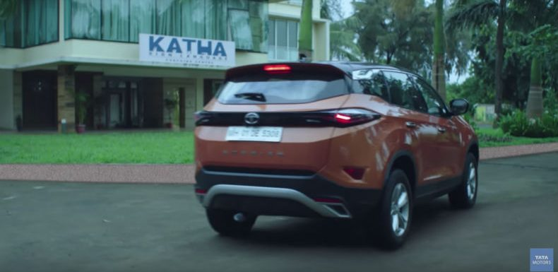 Tata Harrier's film for World Sign Language Day. Yes, you read that right.