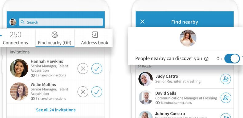 LinkedIn's dark horse for events: Find Nearby