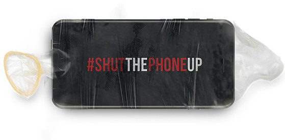 Shut The Phone Up!