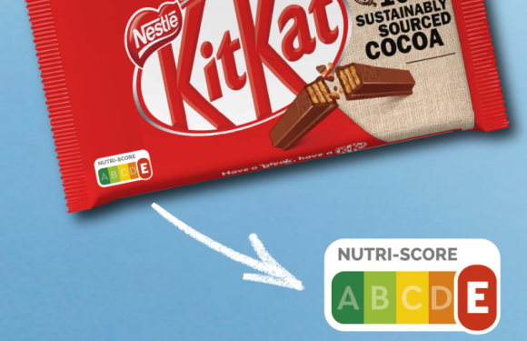 Would a brand voluntarily disclose that their food item is unhealthy? Nestle does!