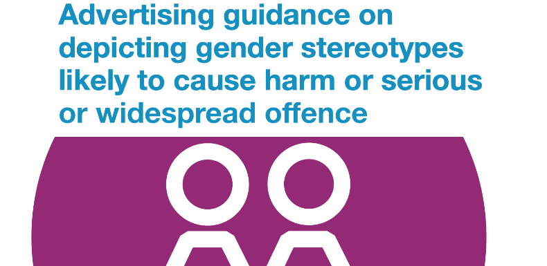 Banning ads that perpetuate gender stereotypes