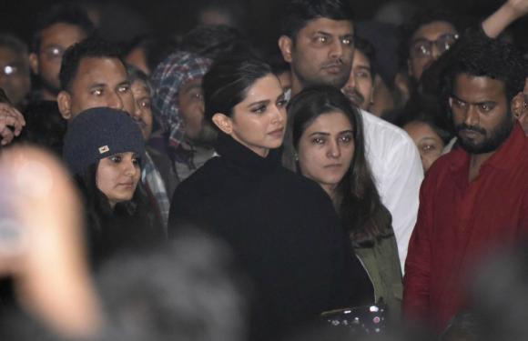 Deepika Padukone at JNU: a stunt?