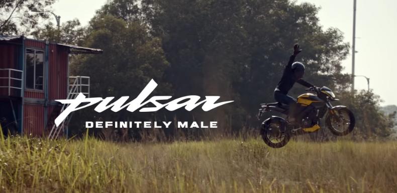 Bajaj Pulsar – Definitely Male! In 2020?