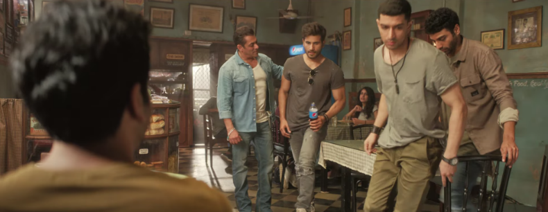 Pepsi gets Salman Khan to take a stand against moral policing!