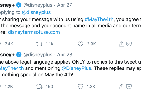 The force takes a dump on Disney ahead of May The 4th