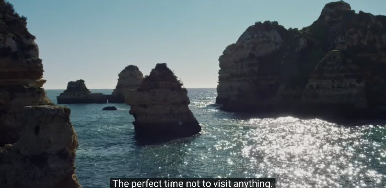 Portugal shows you how to do tourism advertising during a pandemic!