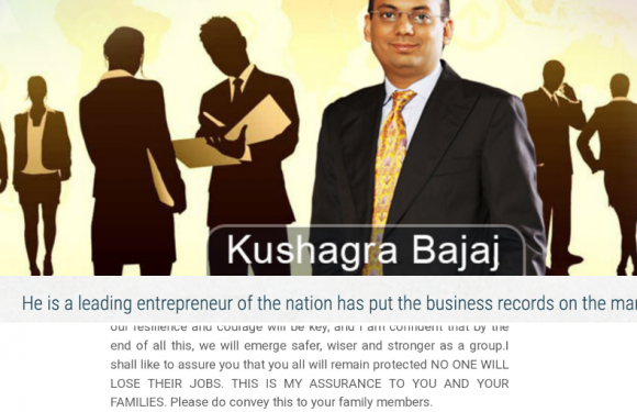 Bajaj Group Chairman's categorical assertion on employee job security