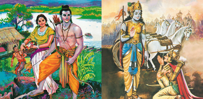 The Ramayana Cinematic Universe and Mahabharata Cinematic Universe!