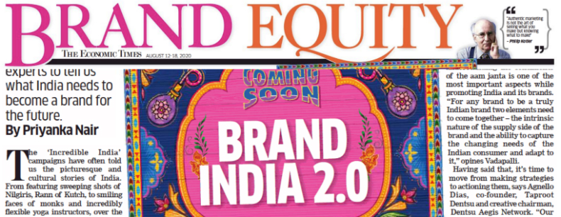 What ails Brand India, today?