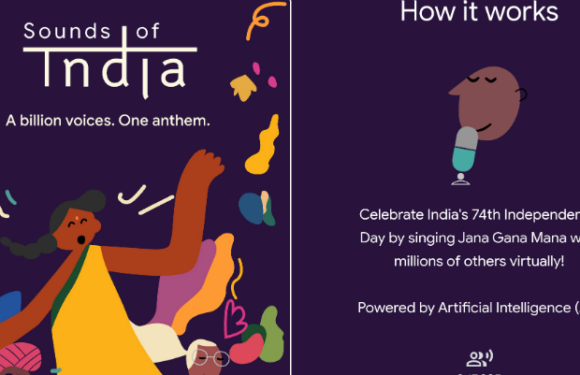 Google's Sounds of India