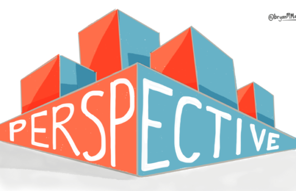 Using perspectives to nurture your personal brand