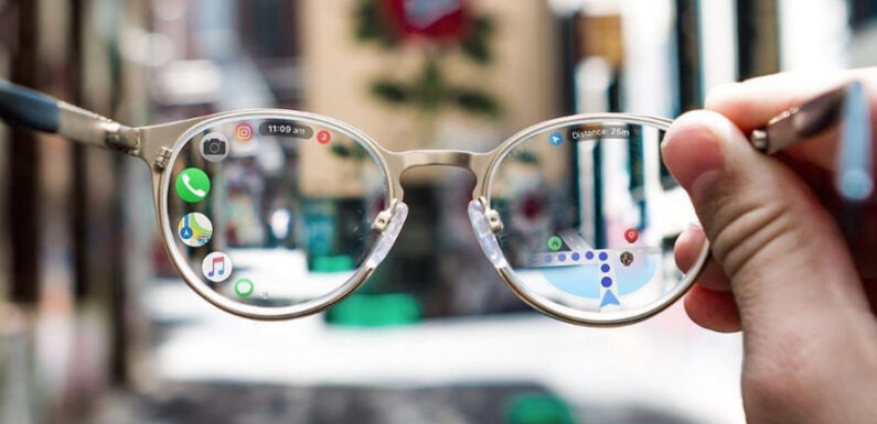 The 'record-everything' potential of smartglasses