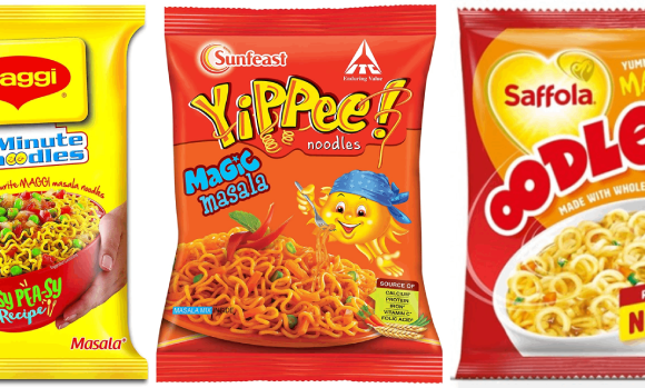 Marico's Maggi-rival is noodles without n!