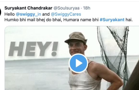 Congrats Foodpanda, on the 'Suryakant' campaign!